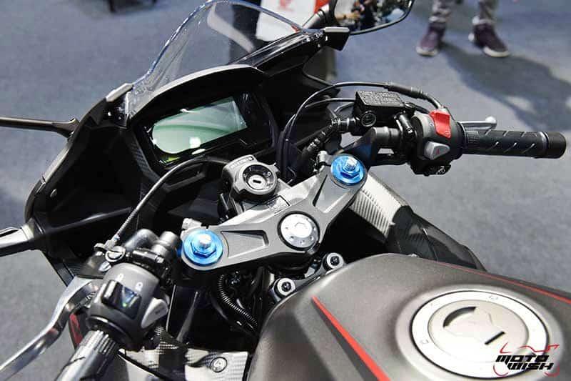 เปิดตัว All New Honda CBR500R, CB500F, CB500X พร้อมราคาโปรโมชั่น Motor Expo 2018   MOTOWISH 14
