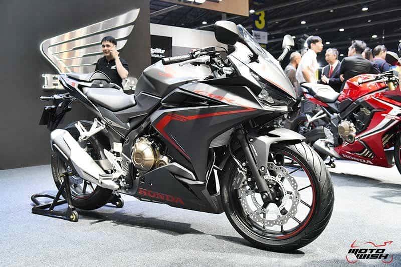 เปิดตัว All New Honda CBR500R, CB500F, CB500X พร้อมราคาโปรโมชั่น Motor Expo 2018   MOTOWISH 15
