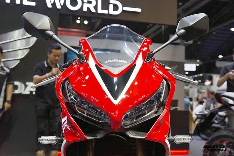 เปิดตัว New Honda CBR650R, CB650R ขุมพลัง 4 สูบ พร้อมราคาโปรโมชั่น Motor Expo 2018 | MOTOWISH 1
