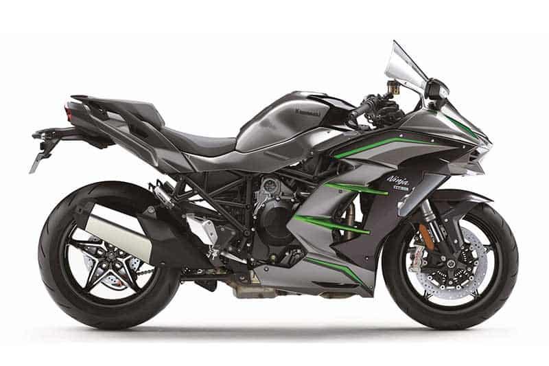 Kawasaki Ninja H2 SX SE+ 2019 อัพเกรดใหม่ตามรอย H2 ช่วงล่างไฟฟ้า, ปั๊มเบรกใหม่, ปรับโหมดการขับขี่ | MOTOWISH 2