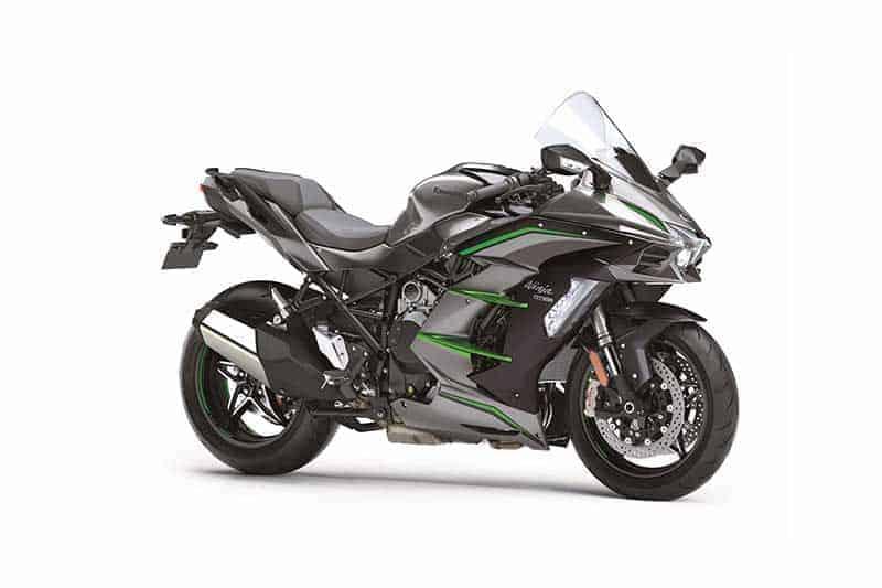 Kawasaki Ninja H2 SX SE+ 2019 อัพเกรดใหม่ตามรอย H2 ช่วงล่างไฟฟ้า, ปั๊มเบรกใหม่, ปรับโหมดการขับขี่ | MOTOWISH 4