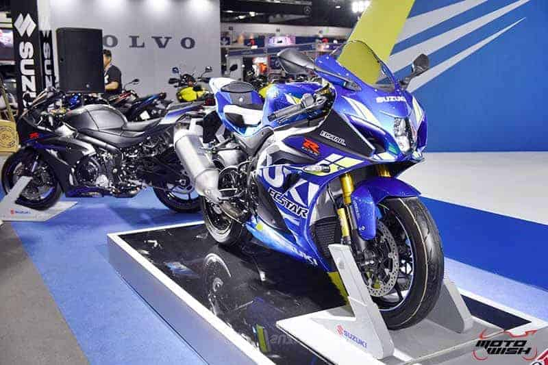 Suzuki ลุยงาน Motor Expo 2018 เปิดโปรโมชั่นแรงส่งท้ายปลายปี | MOTOWISH 1