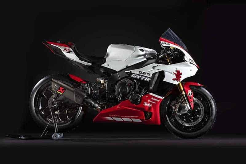 Yamaha YZF-R1 GYTR ฉลองครบรอบ 20 ปี สเป็คตัวแข่ง ชุดแต่งโหดมาตั้งแต่เกิด ผลิต 20 คันในโลก | MOTOWISH 1