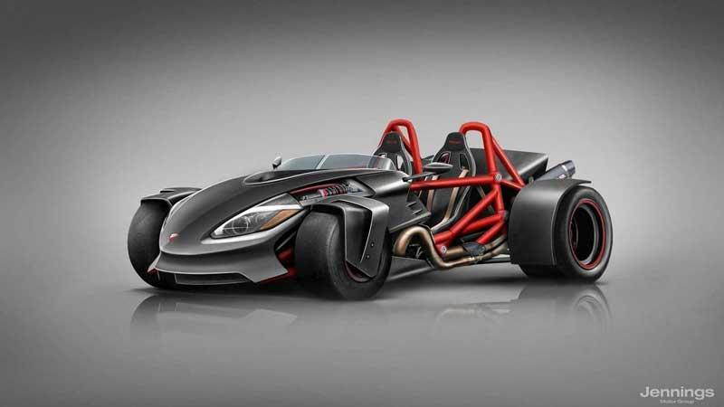 จะเป็นอย่างไร เมื่อ 6 ค่ายรถจักรยานยนต์ สร้างรถยนต์เป็นของตัวเอง | MOTOWISH 1