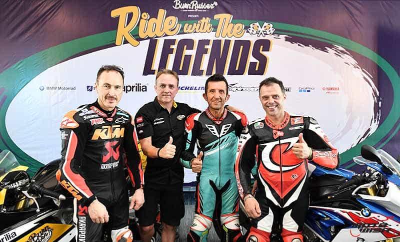 Burn Rubber Riding Academy & Track Days สถาบันสอนขับขี่ด้วยนักแข่งระดับ MotoGP | MOTOWISH 10