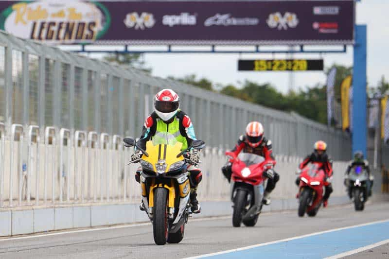 Burn Rubber Riding Academy & Track Days สถาบันสอนขับขี่ด้วยนักแข่งระดับ MotoGP | MOTOWISH 1