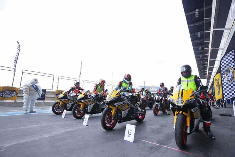 Burn Rubber Riding Academy & Track Days สถาบันสอนขับขี่ด้วยนักแข่งระดับ MotoGP | MOTOWISH 7