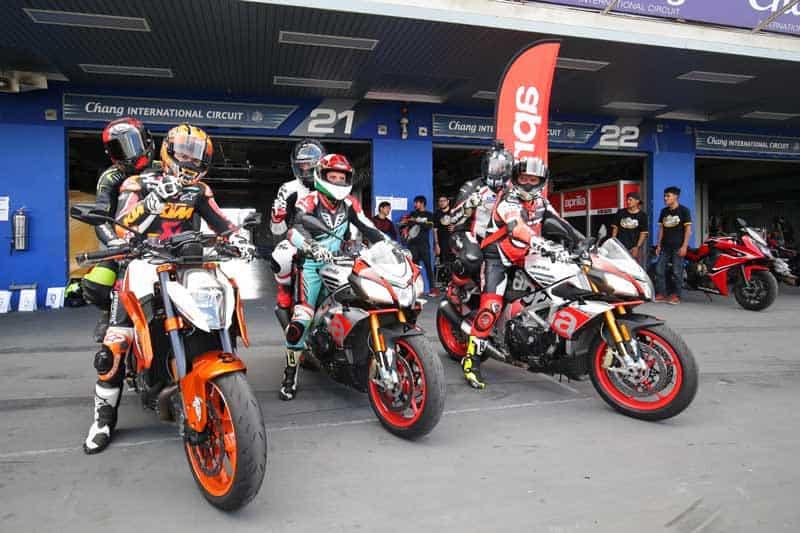 Burn Rubber Riding Academy & Track Days สถาบันสอนขับขี่ด้วยนักแข่งระดับ MotoGP | MOTOWISH 6