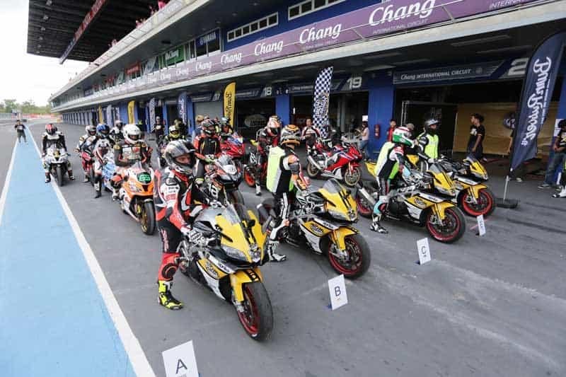 Burn Rubber Riding Academy & Track Days สถาบันสอนขับขี่ด้วยนักแข่งระดับ MotoGP | MOTOWISH 4