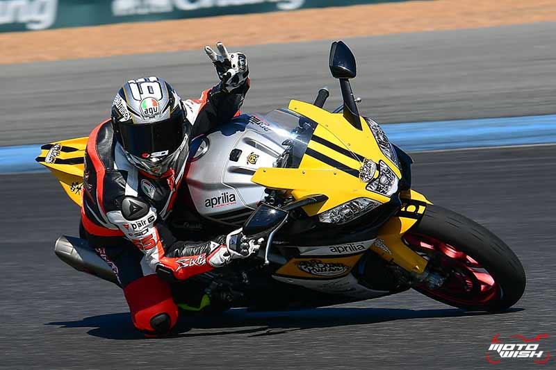 Burn Rubber Riding Academy & Track Days สถาบันสอนขับขี่ด้วยนักแข่งระดับ MotoGP | MOTOWISH 9
