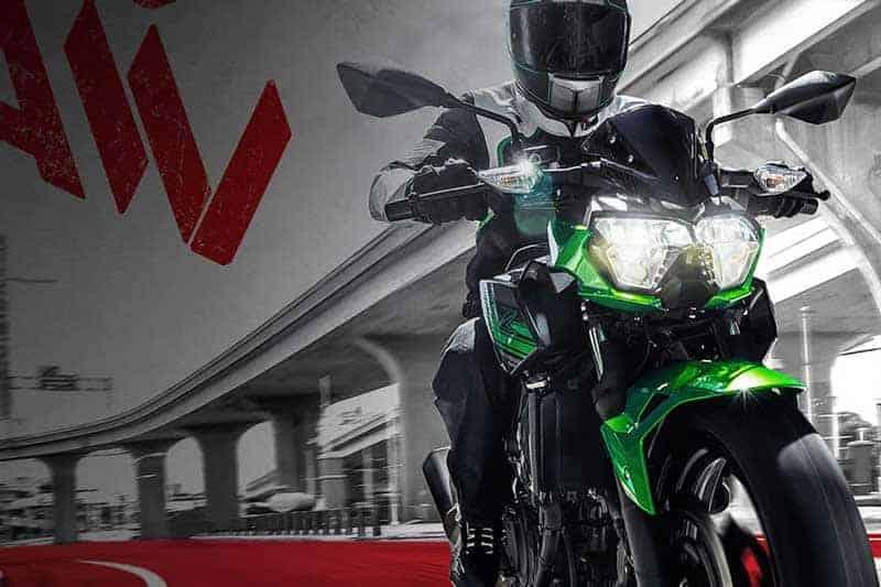 ทดสอบฟรี !! Kawasaki New Z400 2019 รับจำนวนจำกัด พร้อมของที่ระลึกสุดพิเศษ | MOTOWISH 1