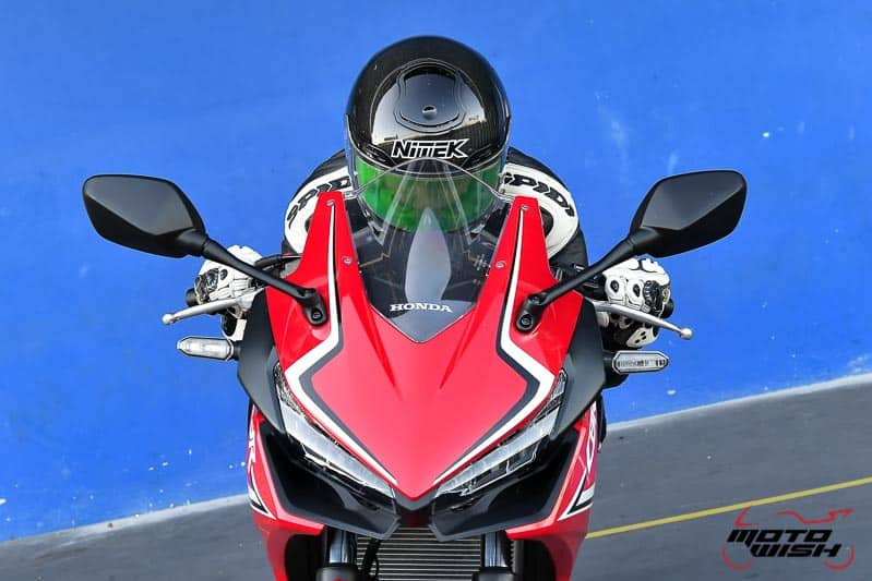 Review All New CBR500R 2019-18