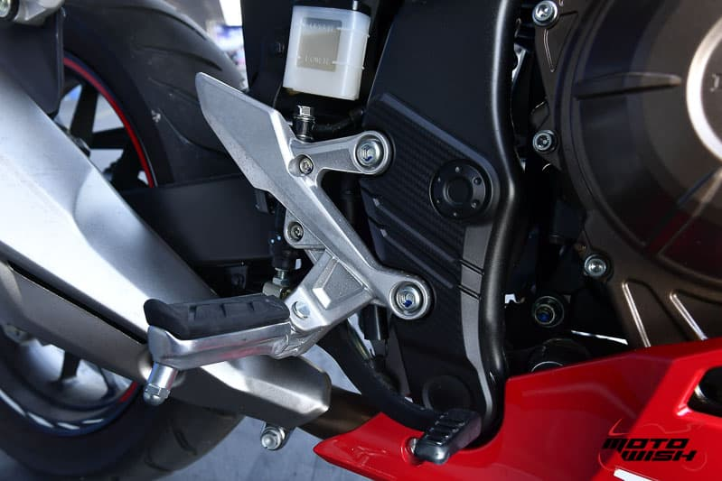 Review All New CBR500R 2019-20