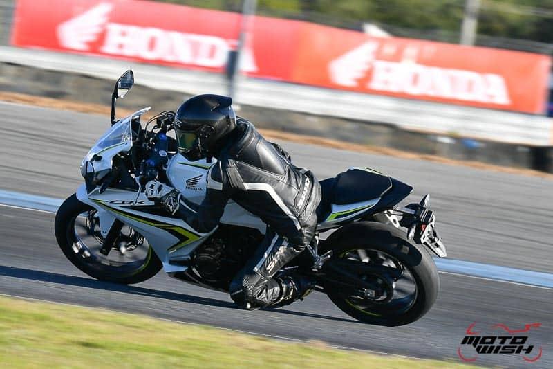 รีวิว All New Honda CBR500R 2019 แรงแบบต่อเนื่อง ดุดันสไตล์รถสปอร์ต | MOTOWISH 9