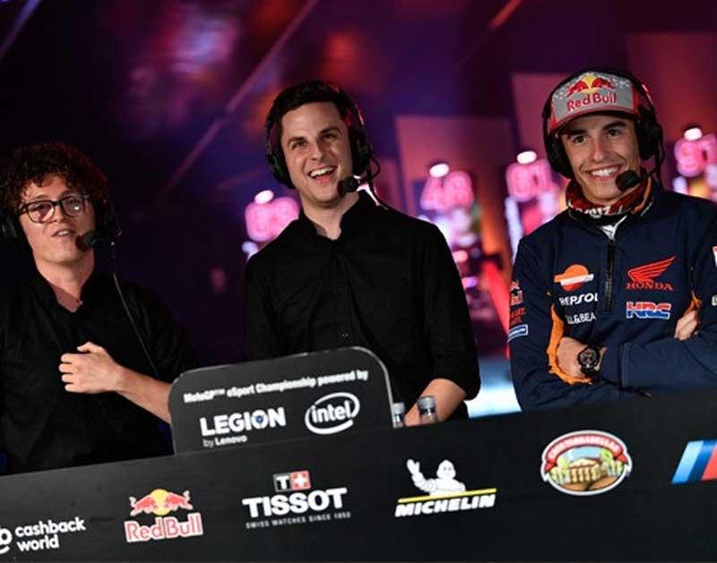 ดอร์น่าจัดหนัก MotoGP eSport มันส์ไม่แพ้การแข่งขันจริง ผู้ชนะรับรางวัล BMW M240i | MOTOWISH 7