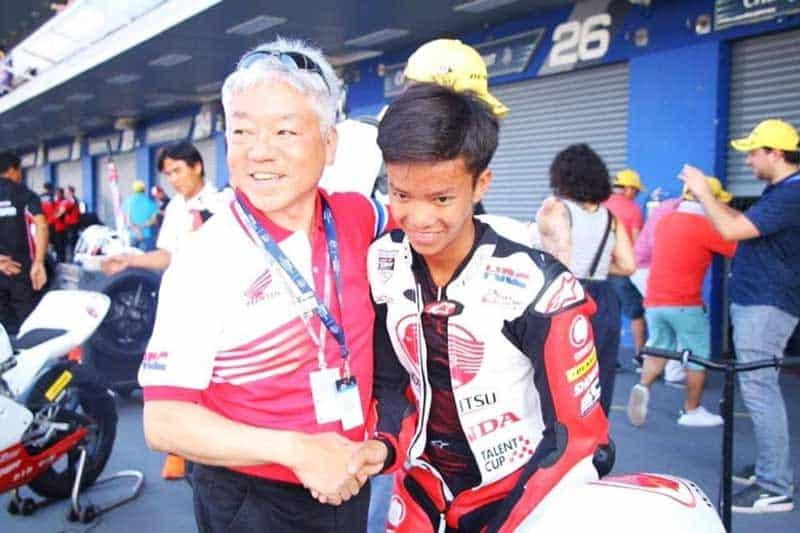 เช็กรายชื่อ 4 นักแข่งดาวรุ่งไทยได้ไฟท์ต่อในศึก เอเชีย ทาเลนต์ 2019   MOTOWISH 3