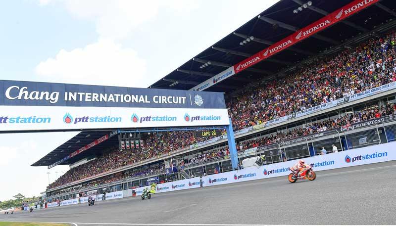 "PTT Thailand Grand Prix 2018 คว้ารางวัลรายการแข่งขันโมโตจีพี ""ดีที่สุดแห่งปี"" | MOTOWISH 1"