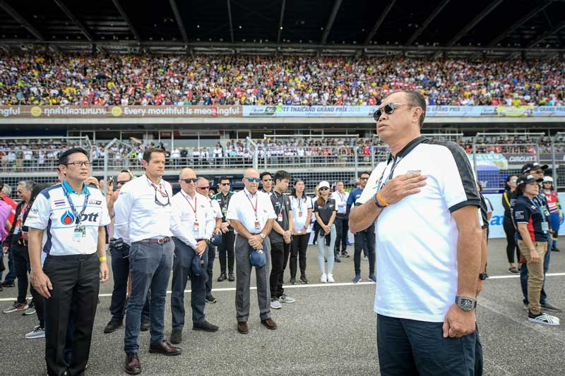 "PTT Thailand Grand Prix 2018 คว้ารางวัลรายการแข่งขันโมโตจีพี ""ดีที่สุดแห่งปี""   MOTOWISH 4"