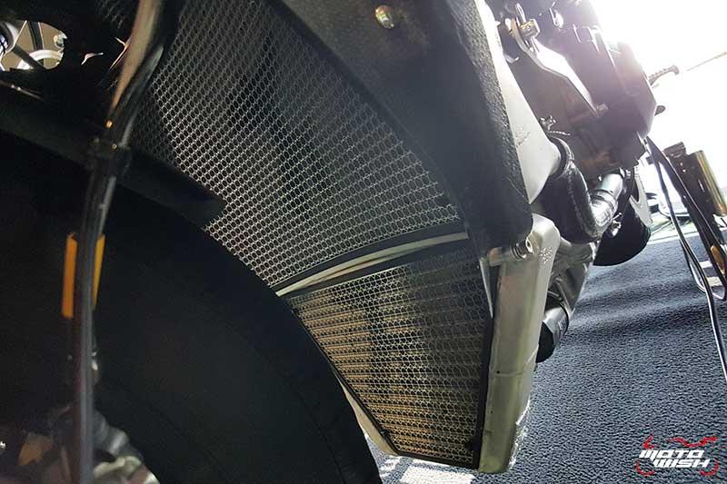 เจาะลึกหม้อน้ำอลูมิเนียมเรซซิ่ง WorldSBK , MotoGP ราคา 250,000 บาท | MOTOWISH 4