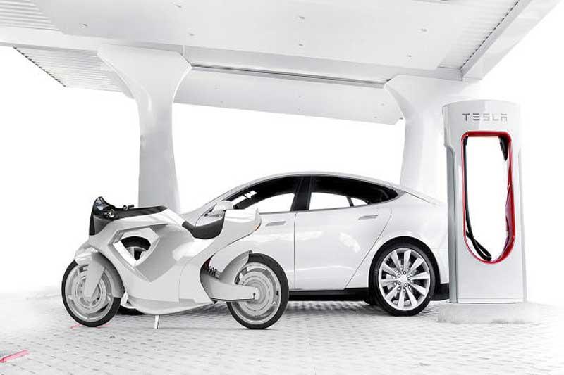 จะเป็นอย่างไรหาก Tesla บริษัทรถยนต์ไฟฟ้าชื่อดัง ร่วมวงผลิตรถจักรยานยนต์ไฟฟ้า | MOTOWISH 2