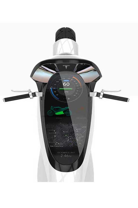 จะเป็นอย่างไรหาก Tesla บริษัทรถยนต์ไฟฟ้าชื่อดัง ร่วมวงผลิตรถจักรยานยนต์ไฟฟ้า | MOTOWISH 4