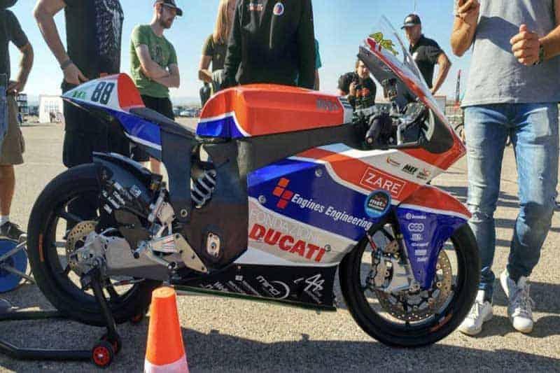 ไม่นานเกินรอ เตรียมตัวพบกับรถจักรยานยนต์ไฟฟ้าสายพันธุ์ Ducati | MOTOWISH 1