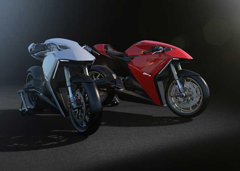 THE ZERO แนวคิดแห่งอนาคตมุ่งสู่รถจักรยานยนต์ไฟฟ้าของ Ducati | MOTOWISH 1