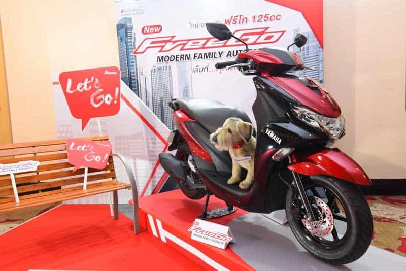 ยามาฮ่า เปิดตัวรถ 2 รุ่นใหม่ พร้อมแถลงนโยบายปี 2562 รุกตลาดรถจักรยานยนต์เต็มพิกัด | MOTOWISH 2
