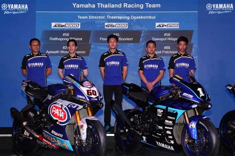 Yamaha Racing เปิดตัวทีมแข่งระดับโลก พร้อมทวงบัลลังก์แชมป์ทุกรายการ | MOTOWISH 2