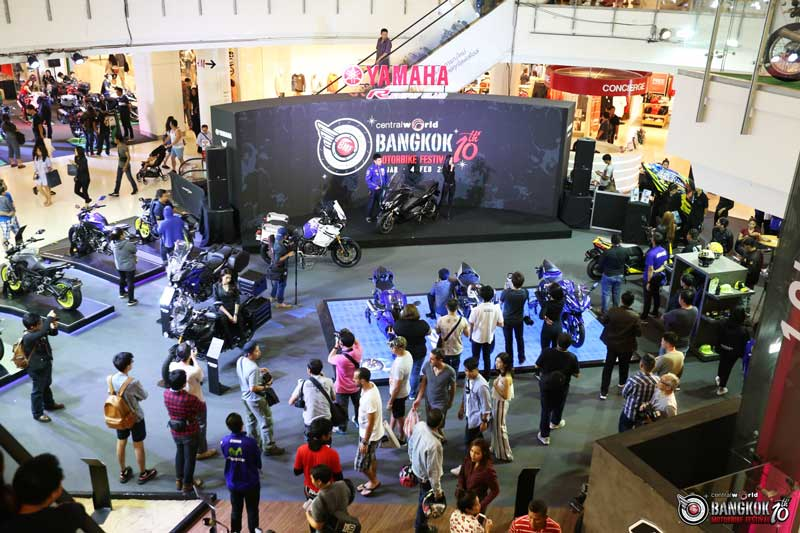Bangkok Motorbike Festival 2019 งานเฉียบสำหรับไบค์เกอร์ตัวจริง 16 แบรนด์ดัง 90 บูธ จัดเต็ม !!! | MOTOWISH 2