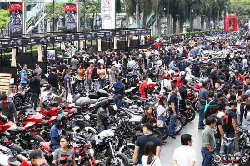 Bangkok Motorbike Festival 2019 งานเฉียบสำหรับไบค์เกอร์ตัวจริง 16 แบรนด์ดัง 90 บูธ จัดเต็ม !!! | MOTOWISH 3
