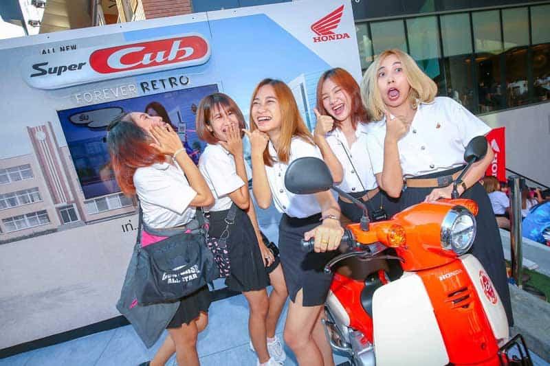 เยาวชนหัวคิดสุดเฉียบรับทุนฯ Marketing Plan Contest มูลค่า 340,000 บาท จาก A.P. Honda   MOTOWISH 3