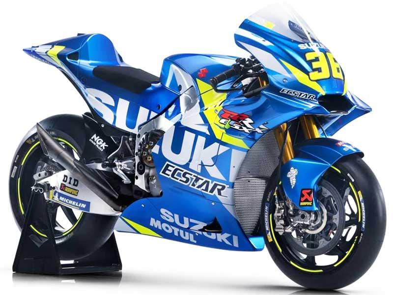#โลมาติดปีก Suzuki GSX-RR 2019 สวย เพรียว เต็มพิกัดพร้อมทำศึก MotoGP | MOTOWISH 3