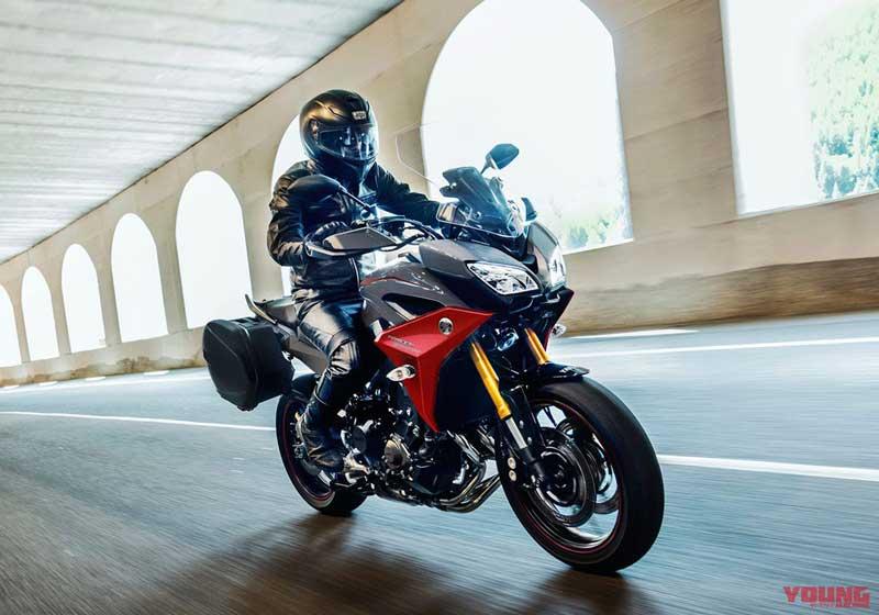 Yamaha ประเทศญี่ปุ่น เปิดตัว Tracer 900 และ Tracer 900 GT สีใหม่ไฉไลกว่าเดิม | MOTOWISH 2