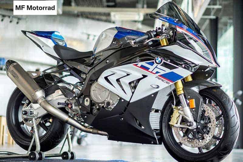 ฉลามเวอร์ชั่นพิเศษ BMW S 1000 RR (HP Race Limited) แต่งพร้อมลั่นในราคาสุดคุ้ม | MOTOWISH 9