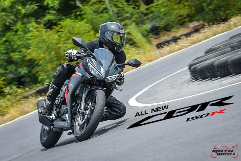รีวิว Honda All New CBR150R 2019 สวย เฉียบ เฟี้ยว โช้คปรับได้ จะเอาไรอีกละ!! | MOTOWISH 44