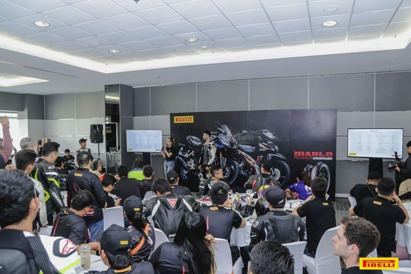 รีวิวยาง Pirelli Diablo Rosso Sport ถอดเทคโนโลยีความสุดจาก SUPERCORSA | MOTOWISH 40