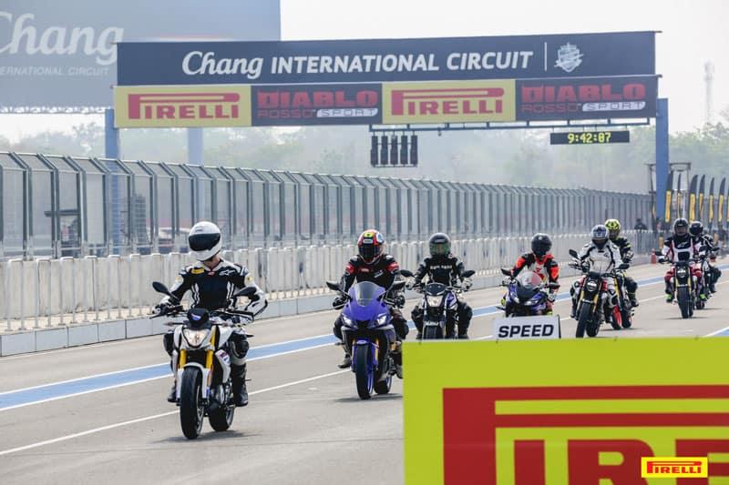 รีวิวยาง Pirelli Diablo Rosso Sport ถอดเทคโนโลยีความสุดจาก SUPERCORSA | MOTOWISH 17