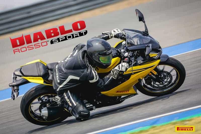 รีวิวยาง Pirelli Diablo Rosso Sport ถอดเทคโนโลยีความสุดจาก SUPERCORSA | MOTOWISH 23