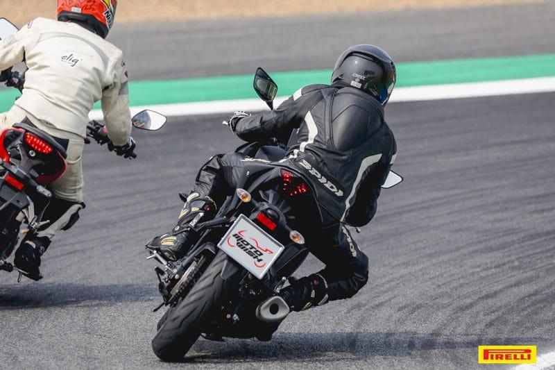 รีวิวยาง Pirelli Diablo Rosso Sport ถอดเทคโนโลยีความสุดจาก SUPERCORSA | MOTOWISH 16