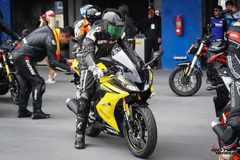 รีวิวยาง Pirelli Diablo Rosso Sport ถอดเทคโนโลยีความสุดจาก SUPERCORSA | MOTOWISH 14