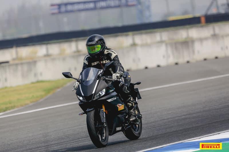 รีวิวยาง Pirelli Diablo Rosso Sport ถอดเทคโนโลยีความสุดจาก SUPERCORSA | MOTOWISH 41