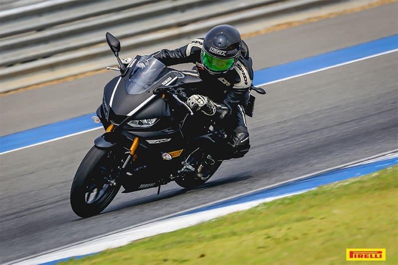 รีวิวยาง Pirelli Diablo Rosso Sport ถอดเทคโนโลยีความสุดจาก SUPERCORSA | MOTOWISH 35