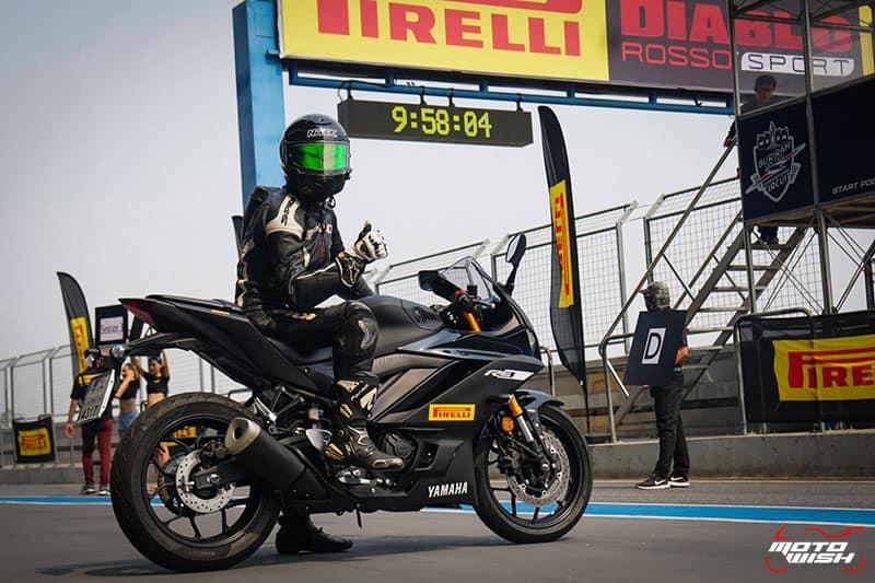 รีวิวยาง Pirelli Diablo Rosso Sport ถอดเทคโนโลยีความสุดจาก SUPERCORSA | MOTOWISH 5