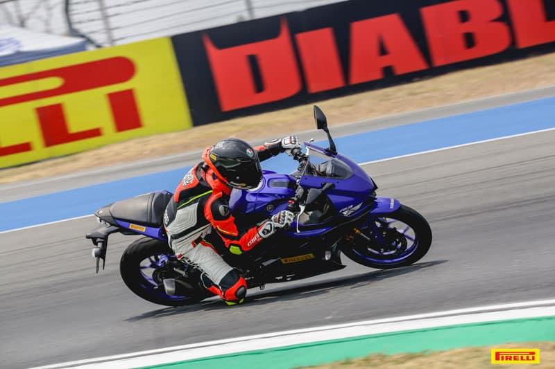รีวิวยาง Pirelli Diablo Rosso Sport ถอดเทคโนโลยีความสุดจาก SUPERCORSA | MOTOWISH 34