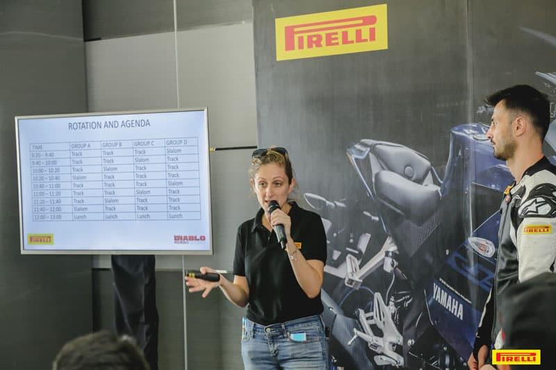 รีวิวยาง Pirelli Diablo Rosso Sport ถอดเทคโนโลยีความสุดจาก SUPERCORSA | MOTOWISH 42