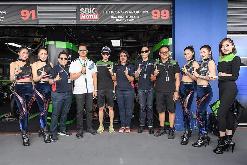 พิทวอล์ค WorldSBK 2019 สนามช้างฯ ร้อนทะลุแทร็ค!!! | MOTOWISH 9