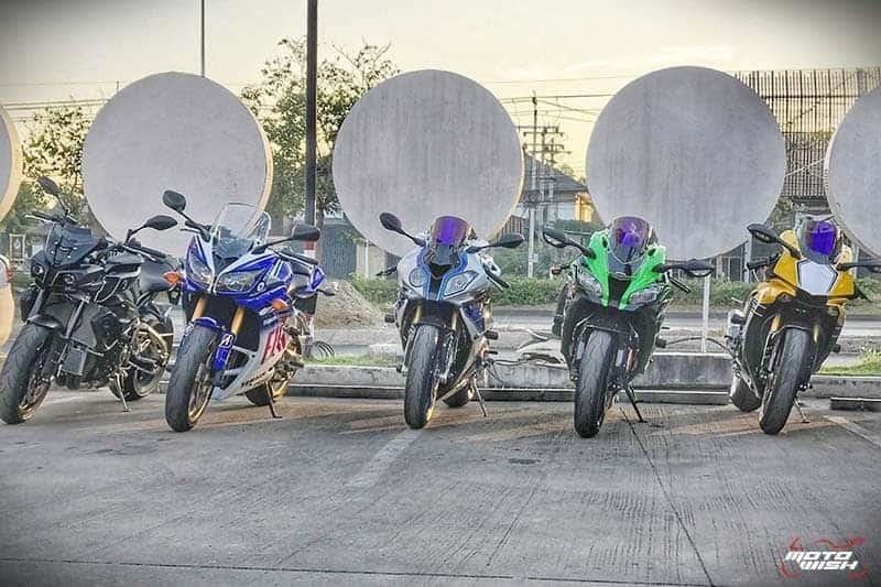 อย่าเพิ่งตกใจ... กับภาษีรถจักรยานยนต์ใหม่ ที่เตรียมคิดตามการปล่อยก๊าซคาร์บอนฯ   MOTOWISH