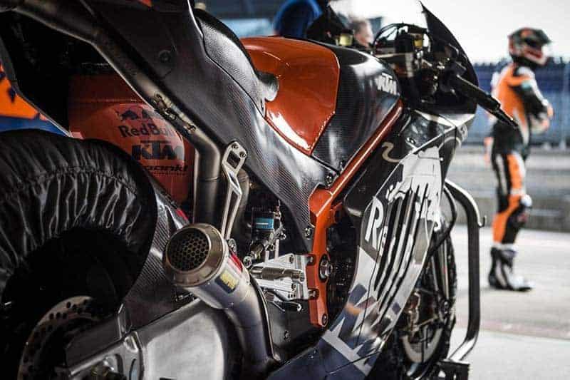 "Red Bull ปล่อยซีรีย์ ""ABCs of MotoGP Part 1"" เผยสารพันเทคนิครถแข่ง MotoGP | MOTOWISH"