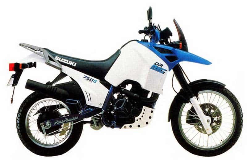 ภาพหลุดรถแอดเวนเจอร์ คาดว่าเป็น Suzuki V-Strom 1000 หรืออาจฟื้นคืนชีพ DR Big | MOTOWISH 1